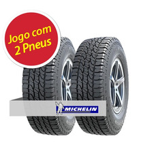 Kit Pneu Aro 16 Michelin 215/65r16 Ltx Force 98t 2 Unidades