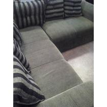 Sofa De Canto Medida 1,85. Por 1.85