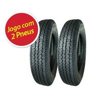 Kit 2 Pneu Pirelli 5.60-15 Tornado Alfa 4pr Fusca/brasilia