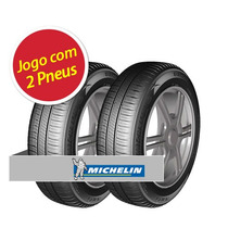 Kit Pneu Aro 14 Michelin 185/70r14 Energy Xm2 88t 2 Unidades