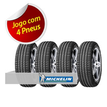 Kit Pneu Aro 16 Michelin 205/55r16 Primacy 3 91v 4 Unidades