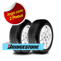 Kit 2 Pneu Aro 14 Bridgestone 185/70r14 Seiberling 500 88s