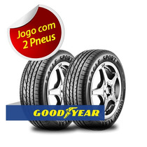 Kit 2 Pneu Goodyear 195/65r15 Eagle Sport 91v