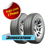 Kit 2 Pneu Bridgestone 225/65r17 Dueler H/t 470 102t