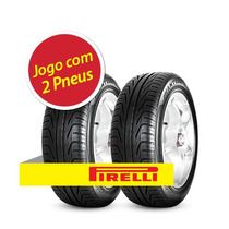 Kit Pneu Pirelli 225/45r17 Phantom 94w 2 Unidades