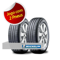Kit Pneu Aro 15 Michelin 195/55r15 Energy Xm2 85v 2 Unidades