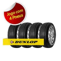 Kit Pneu Aro 13 Dunlop 165/70r13 Sptrgt1 79t 4 Unidades