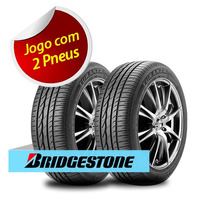Kit 2 Pneu Bridgestone 195/65r15 Turanza Er300 Ecopia 91h