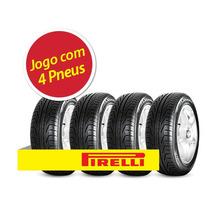 Kit Pneu Aro 17 Pirelli 205/40r17 Phantom 84w 4 Unidades