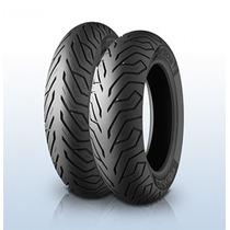 Par Pneu Honda Pcx 150 Dianteiro Traseiro Michelin City Grip