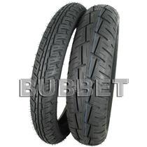 Par Pneus P/ Virago 250 Tras 130/90-15 Diant 300-18 Pirelli