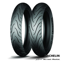 Par Pneu Michelin Street Radial 110+130 Kawasaki Ninja 250