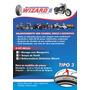 Balanceamento Para Moto Sem Chumbo Kit 3 Suzuki Dafra Yamaha