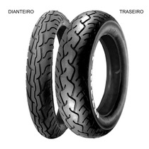 Pneu Moto Traseiro 130/90-15 66s Pirelli Mt 66 Tl