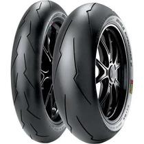 Par Pneu Pirelli Supercorsa Sp V2 120+190/55 Cbr Zx10r R1 F4