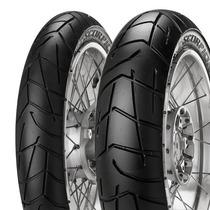 Par Pneu Pirelli Scorpion Trail 100 + 130 Transalp F650gs