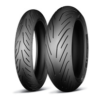 Pneu Michelin Pilot Power 3 160/60-17 (69w) Traseiro