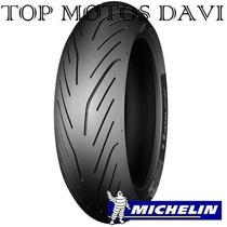 Pneu 190/55-17 75w Traseiro Michelin Pilot Power 3