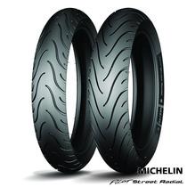 Pneus Moto Michelin Street Radial 120/70-17 + 160/60-17
