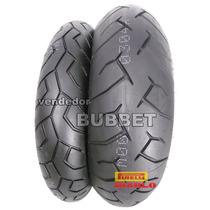 Par Pneus 190/50r17 120/70r17 Pirelli P/ Hornet Cbr Gsx 1000