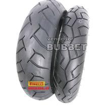 Par Pneus Pirelli 160/60r17 + 120/70r17 P/ Cbr500r Gladius