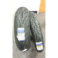 Pneus Road 4 Michelin 120+180 Hornet Cb1000r Cb Cbr600 650