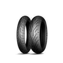 Pneu Michelin Pilot Road 4 Gt 120/70/zr17 (58w) - Dianteiro