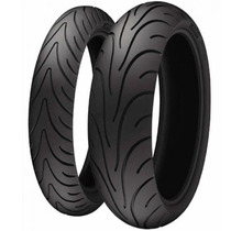 Pneu Michelin Pilot Road 2 180/55 Zr17 (73w) Traseiro