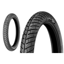 Pneu Michelin 350 16 City Pro Traseiro Intruder Kansas 150