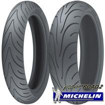 Pneu Michelin Pilot Road 2 Combo 120/70-17 / 190/50-17