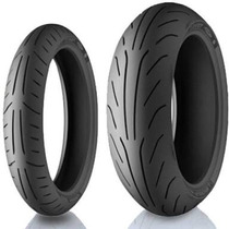 Pneu Traseiro Michelin Power Pure 190/50-17 190/50 - 17 Cbr