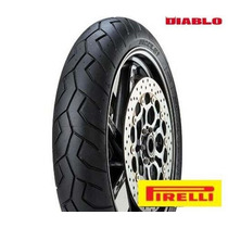 Pneu Dianteiro Pirelli Diablo 120/70/17 Hornet Bandit Z750