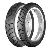 Kit Pneu Maggion 100/80-17 + 130/70-17 Moto Fazer / Twister