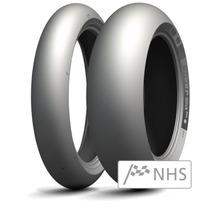 Par Pneus Power Slick Evo Michelin 120/70-17 E 200/55-17