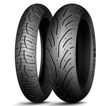Pneu Michelin Pilot Road 4 Gt 120/70 Zr17 (58w) Dianteiro