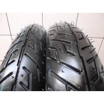 Pneu Pirelli Mt 65 O Par 2 75 18 + 90 90 18 Envio 20%+barato