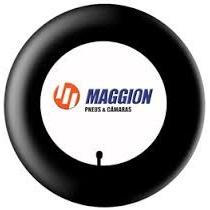 Camara Maggion Para Moto Aro 10 3.50-10 Válvula: Tr-87