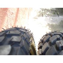 Pneu Moto Pirelli Mt60 80/90/21 E 110/80/18 Zero Km Par