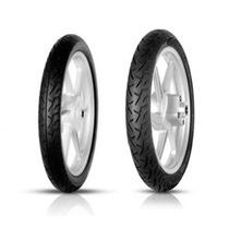 Kit Pneu Pirelli Mandrake + Dura Spirit Dianteiro/ Traseiro