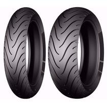 Par Pneu 110/70-17 + 140/70-17 Michelin Pilot Street Cb 300