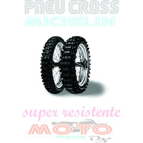 Pneu Traseiro Michelin Ac 10 - 110-100-18 Cross Off Road