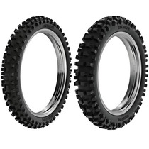 Pneu Cross P/ Bros Rinaldi 100/90-17 + 90/90-19 Sh31
