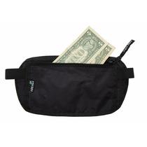 Pochete Invisível Doleira Porta Dinheiro Viagem Baladas