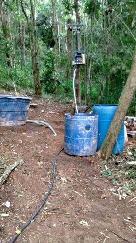 Poço Semi Artesiano Perfuração R$5000 (preço Fixo)