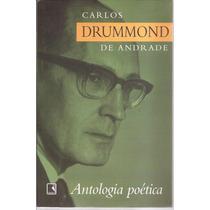 Livro Carlos Drummond De Andrade Antologia Poética 2006