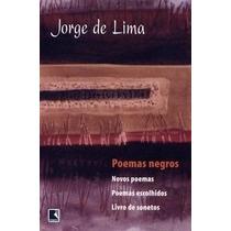 Livro - Poemas Negros - Jorge De Lima