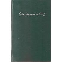 Livro Carlos Drummond De Andrade Poesia Completa 2006