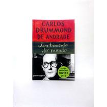Livro Sentimentos Do Mundo Carlos Drummond De Andrade