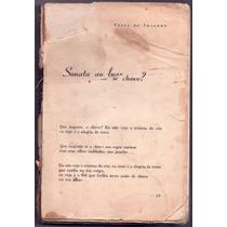 Livro: Festa De Imagens - J. G. De Araujo Jorge (no Estado)