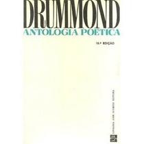 Livro - Antologia Poética - Carlos Drummond De Andrade
